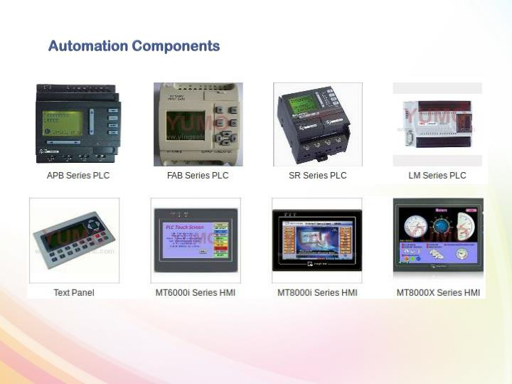 Automation Components