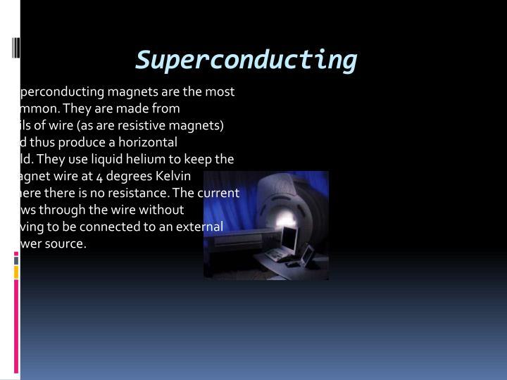 Superconducting