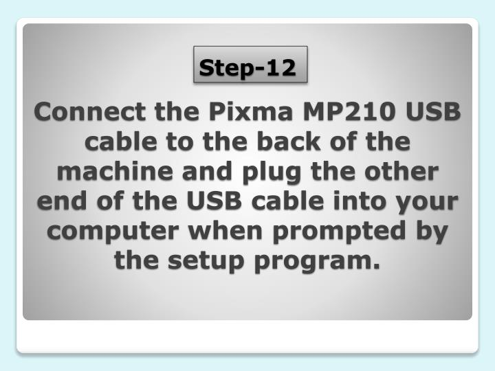 Connect the