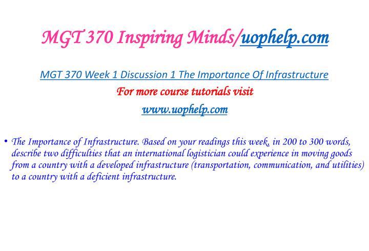 Mgt 370 inspiring minds uophelp com2