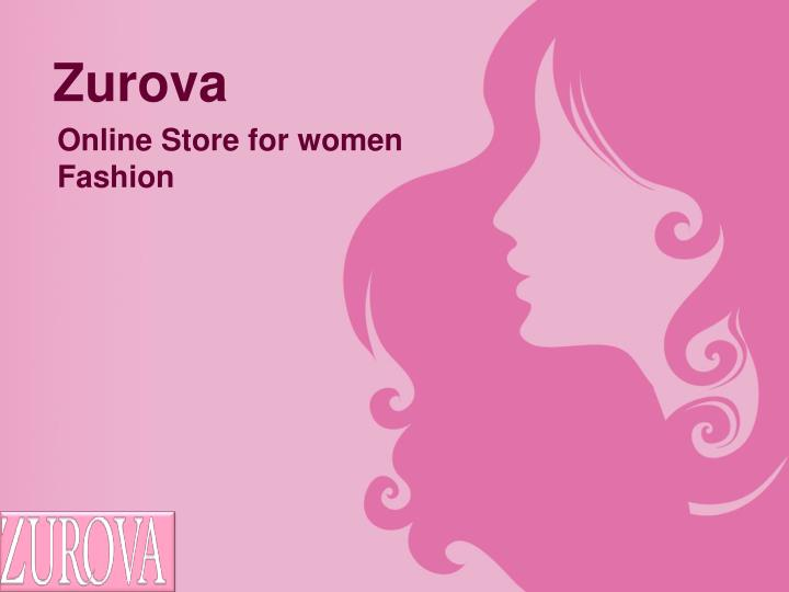 Online Store for women Fashion