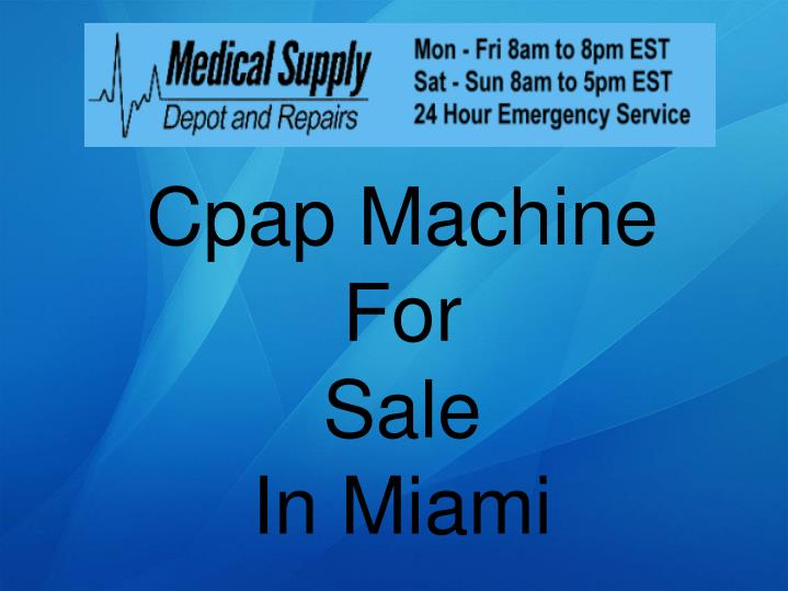 PPT - High Quality Cpap and Bipap Masks PowerPoint