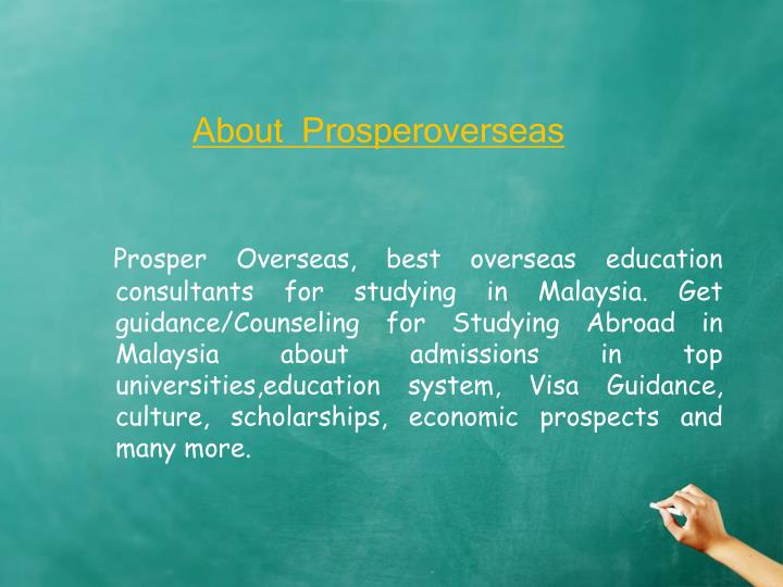 About  Prosperoverseas