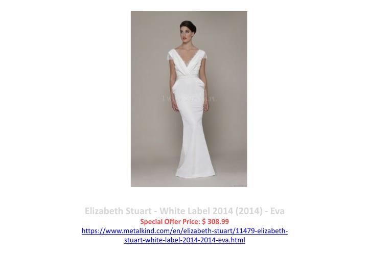 Elizabeth Stuart - White Label 2014 (2014) - Eva