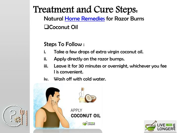 Treatment and Cure Steps: