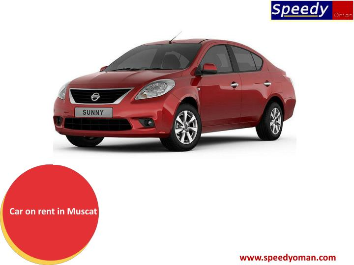 Car on rent in Muscat