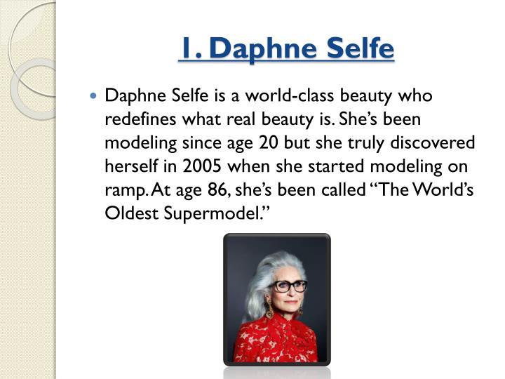 1 daphne selfe