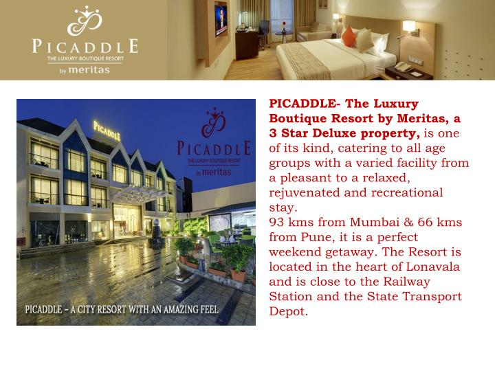 PICADDLE- The Luxury Boutique Resort by
