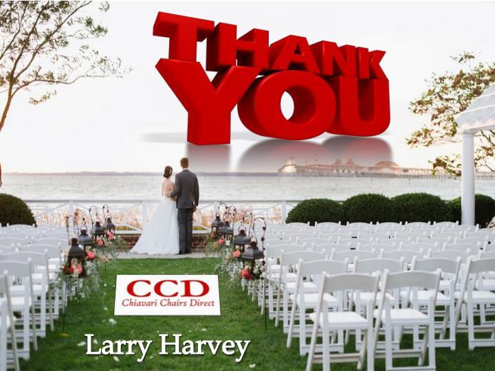 Larry Harvey
