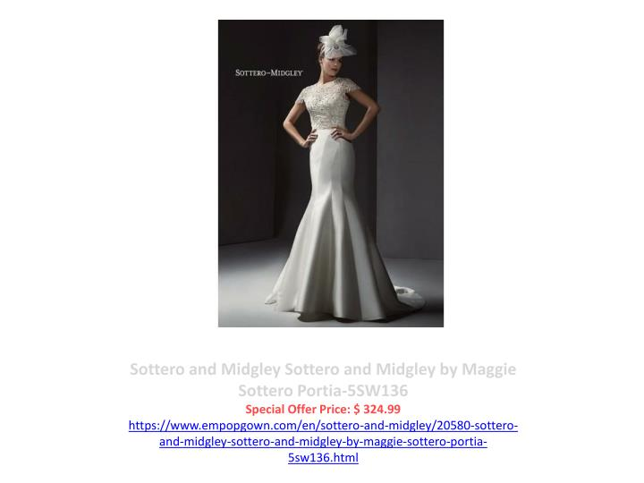 Sottero and Midgley Sottero and Midgley by Maggie Sottero Portia-5SW136