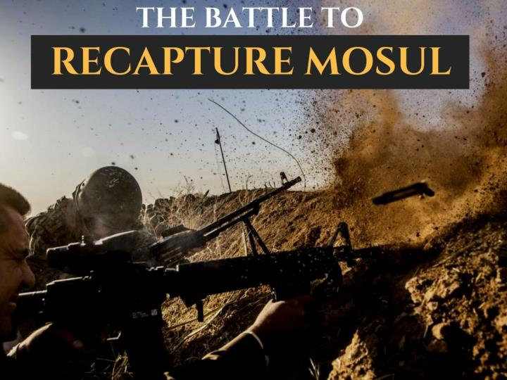 the fight to recover mosul n.