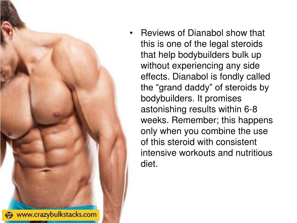 PPT - Why Bodybuilders Love Dianabol PowerPoint Presentation