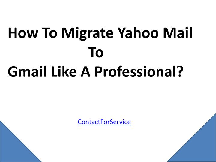 how download yahoo mail