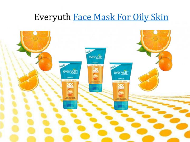 everyuth face mask for oily skin
