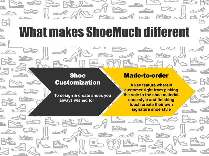 What makes Shoe