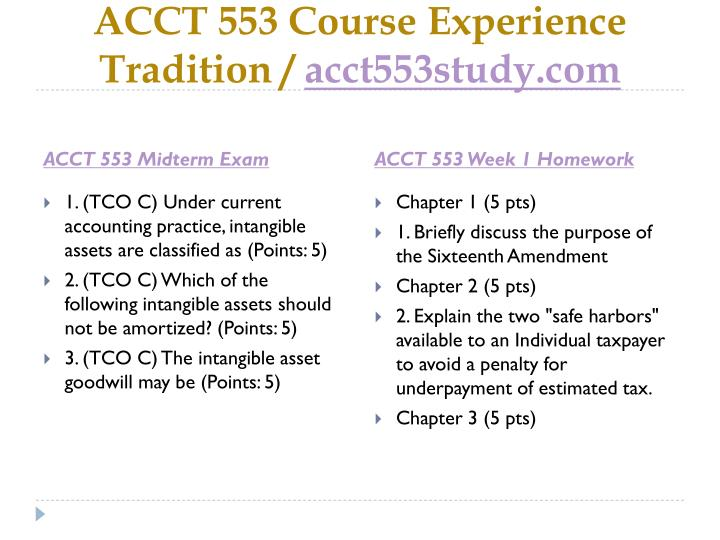 acct 515 mideterm Econ 515 essay 765 words jan 15th, 2013 4 pages economics 515 au12 midterm 3 review essay on acct 515 mideterm 1905 words | 8 pages student answer.
