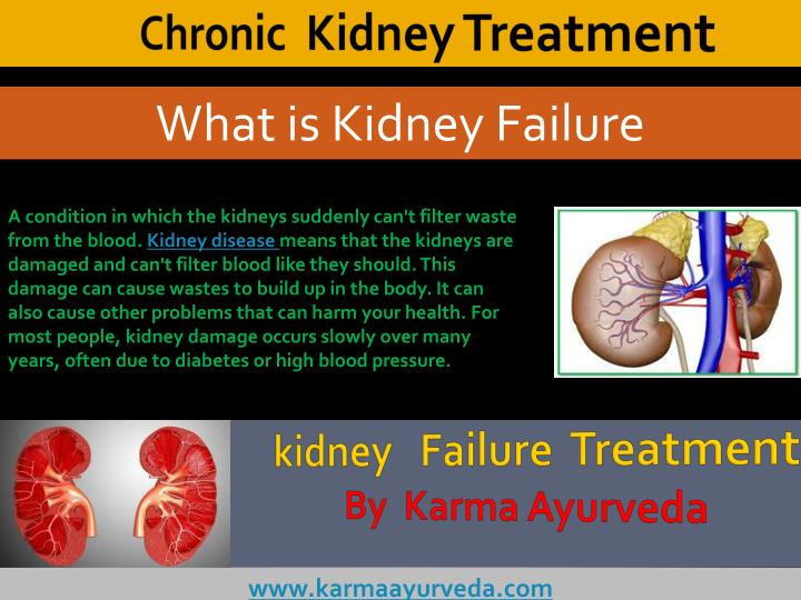 Ppt Chronic Kidney Failure Powerpoint Presentation Free Download Id 7426280