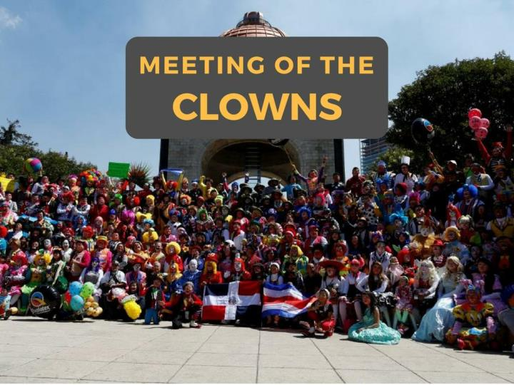 meeting of the clowns n.