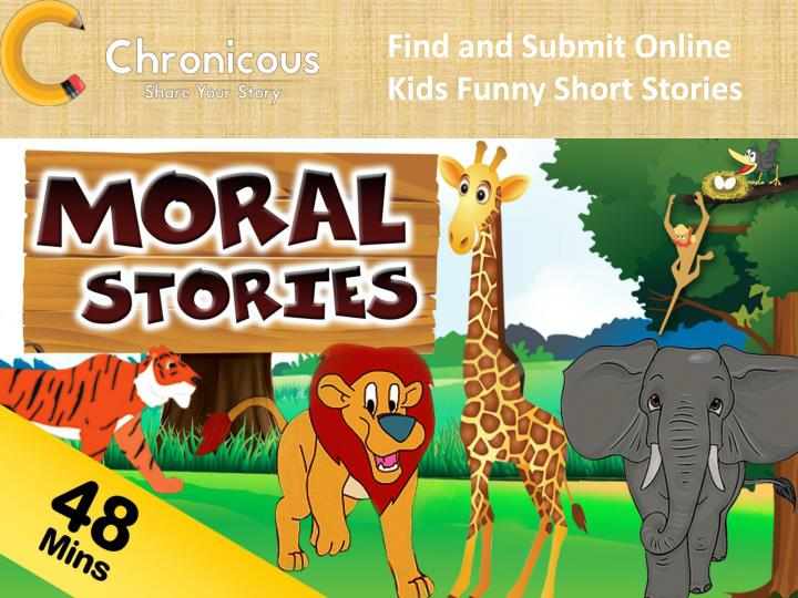 PPT - Short Stories for Kids - Chronicous com PowerPoint