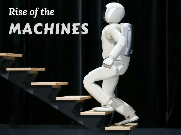 ascent of the machines n.