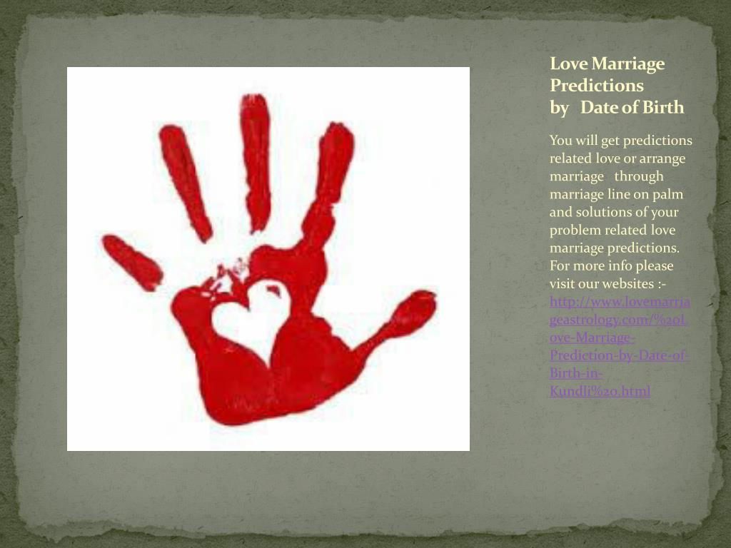 PPT - Love Marriage Prediction | 91 7508442426 PowerPoint