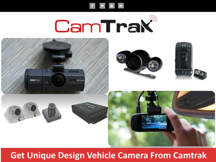 Get Unique Design Vehicle Camera From