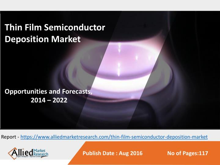 Thin Film Semiconductor