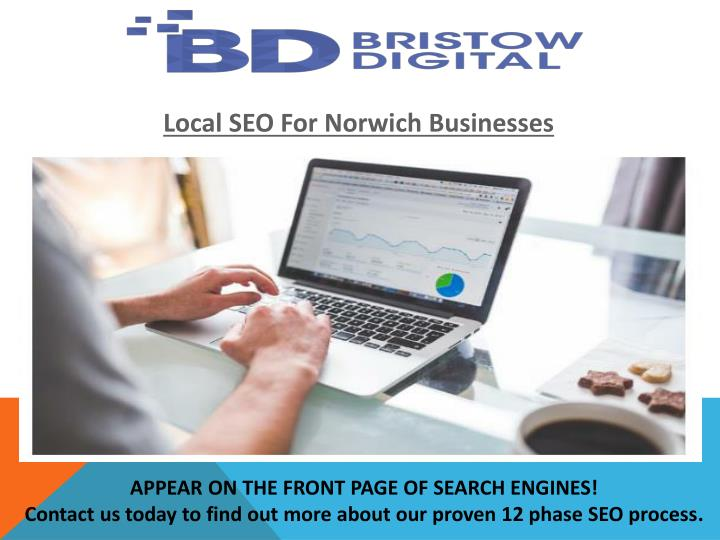 Local SEO For Norwich Businesses