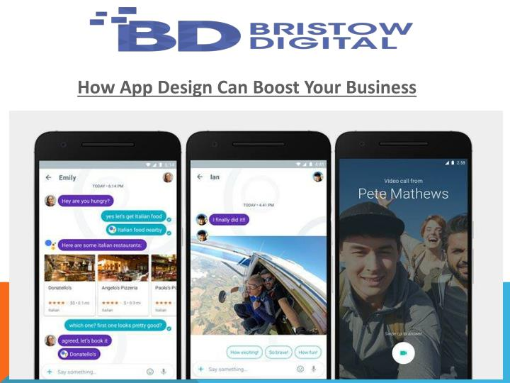 How App Design Can Boost Your