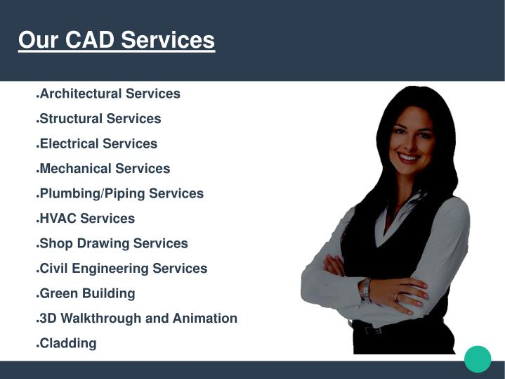 Our cad services