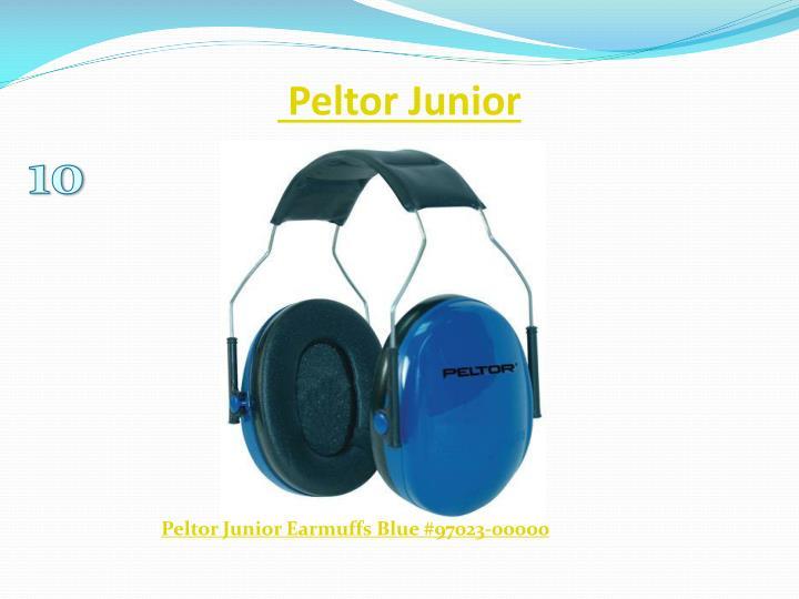 Peltor Junior