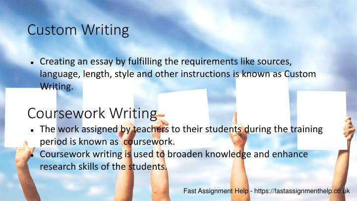custom assignment writing services You can get custom written papers with zero plagiarism by using our best cheap assignment writing service without paying expensive fees for professional academic writers.
