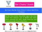 bar chairs stools