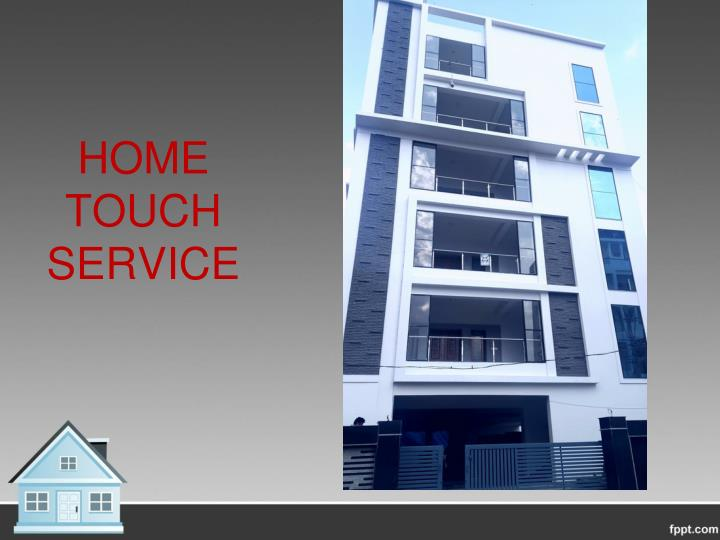 Home touch service1