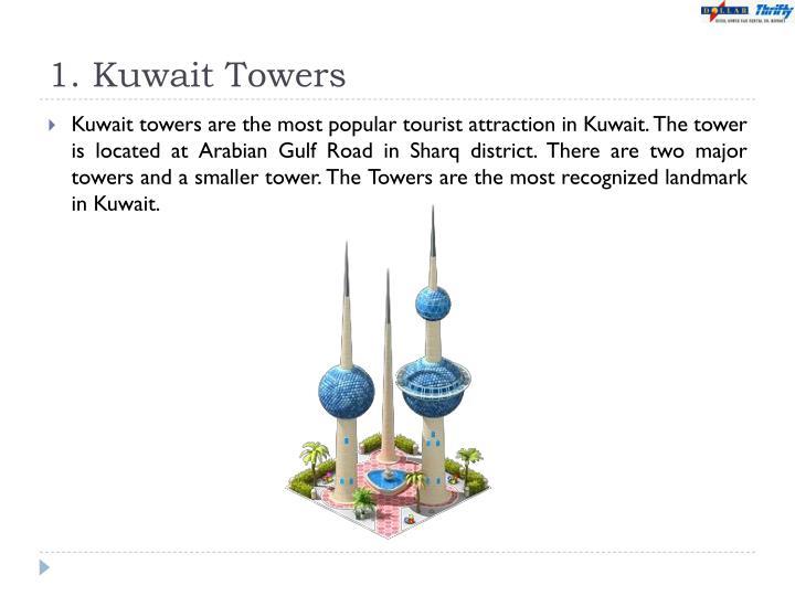 1 kuwait towers