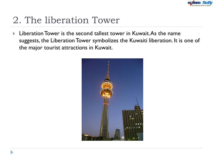 2 the liberation tower