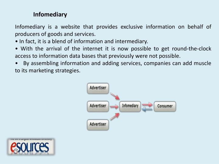 Infomediary