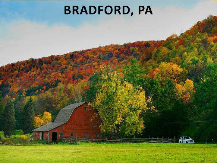 Bradford, PA