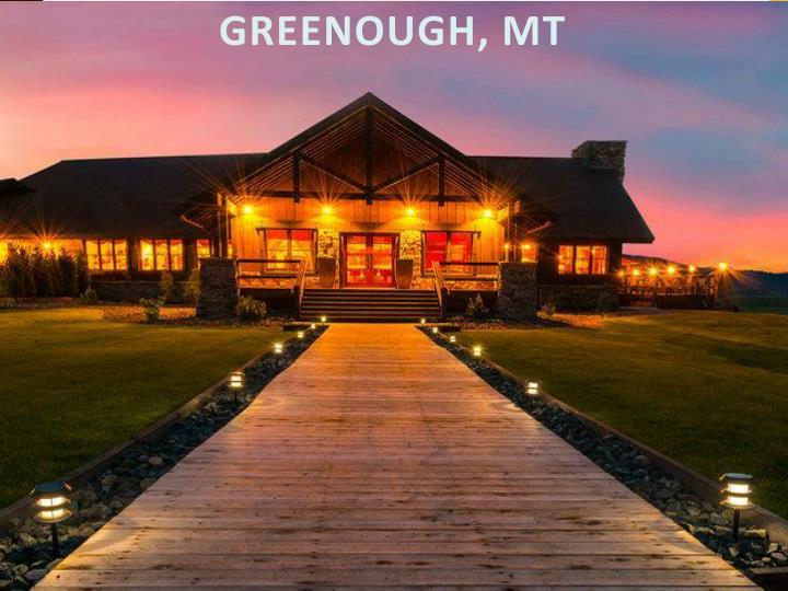 Greenough, MT