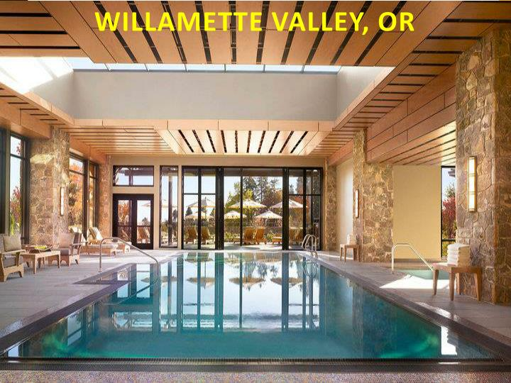 Willamette Valley, OR