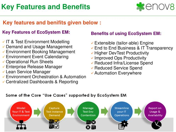 Key Features and Benefits
