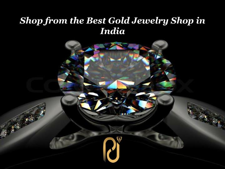 shop from the best gold jewelry shop in india n.