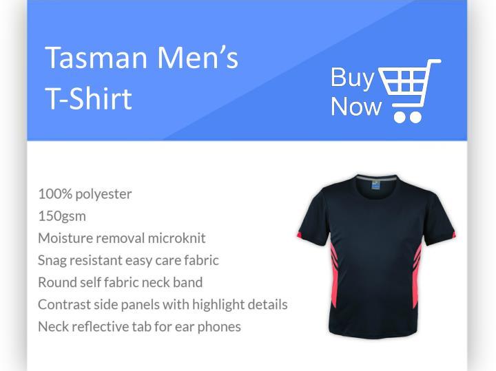 Tasman Men's