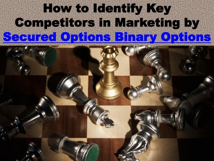 How to Identify Key Competitors in Marketing by
