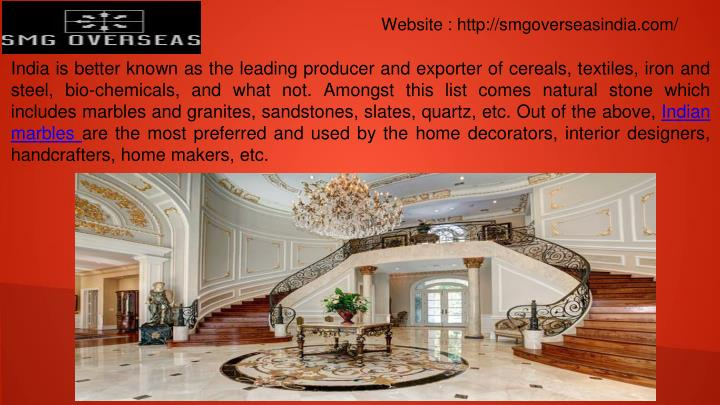 Website : http://smgoverseasindia.com/