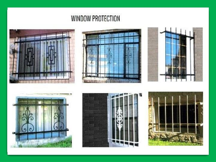 Offer variety of commercial security window doors in detroit