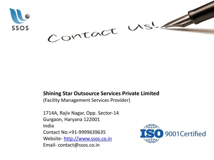 Shining Star Outsource Services Private