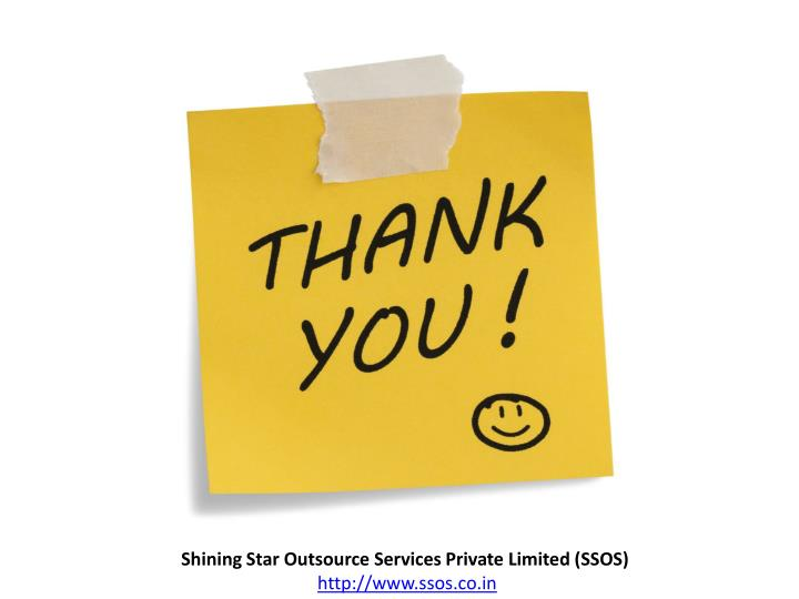 Shining Star Outsource Services Private Limited (SSOS)