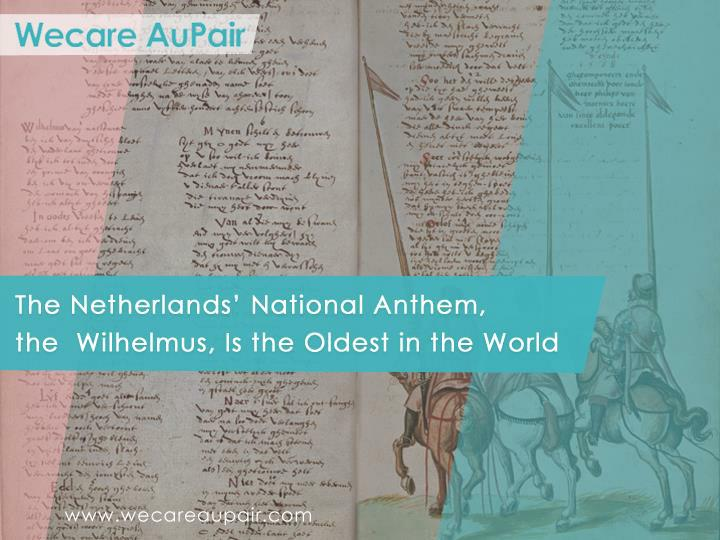 The Netherlands' National Anthem, the