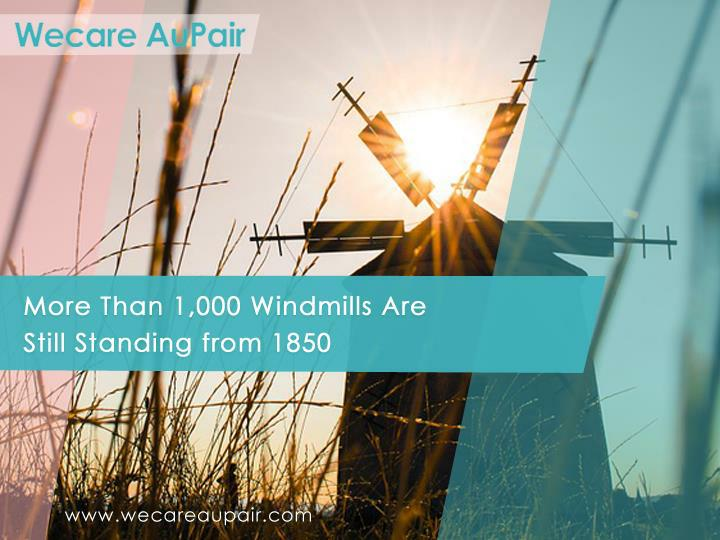 More Than 1,000 Windmills Are Still Standing from 1850